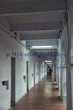 My Unfinished Life: Cellular Jail in Port Plair, Andaman & Nicobar Islands ~ A dark memorial to Indian freedom struggle