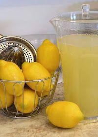 ΜΑΓΕΙΡΙΚΗ ΚΑΙ ΣΥΝΤΑΓΕΣ: Σπιτική λεμονάδα !!!