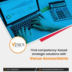 Find competency-based strategic solutions with Venus Accountants.  For more details, please call us on 📞 +61 2 7202 6914 or visit our website 🌐 www.venusaccountants.com.au  #VenusAccountants #OffshoreAccounting #OutsourcingPartner #RemoteStaffing Accounting Services, Venus, Website, Venus Symbol