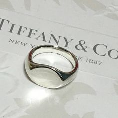 523a5e847 21 Best sterling silver images in 2018 | Tiffany, Ring sizes, Elsa ...