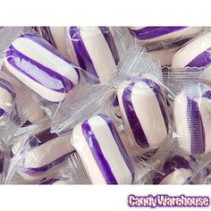 Candy Warehouse is the online bulk candy store that has it all! Purple Hues, Purple Rain, Shades Of Purple, Deep Purple, Purple Candy, Purple Food, Butterfly Baby, Purple Butterfly, All Things Purple