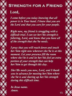 .praying for you my friend in Jesus Christ name Amen ❤