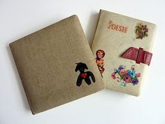 friendship books - mine was a small rectangular red one with a white border and a teddy bear on it :)