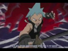 Soul Eater AMV You're Gonna Go far Kid