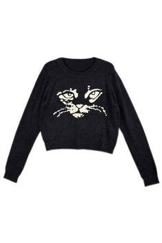 meow meow sweatshirt meow