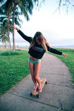 #yolo #reckless #verano #skate #patinar #vacaciones #valencia