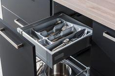 kuchyňa Iris Čierna Mat / Dub Nelson