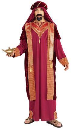 Sultan Costume Adult | Arabian Sultan Costume
