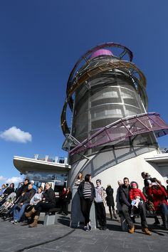 Crowds have flocked to the Redcar Beacon over the Easter weekend. Best Places To Live, Places To Visit, River Tees, Easter Weekend, All Over The World, East Coast, The Good Place, Fair Grounds, England