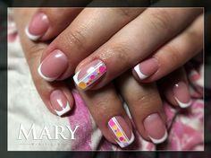 """8 kedvelés, 1 hozzászólás – Zelenyák Marianna (@maryzelenyak) Instagram-hozzászólása: """"#spring #nailart #crystalnails #nailfetti #colors """" My Nails, Nailart, Hands, Spring, Beauty, Instagram, Beauty Illustration"""