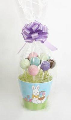Easter Cake Balls Gift Set