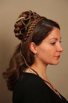 Renaissance  false hairpiece