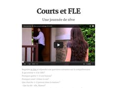 Courts métrage et FLE
