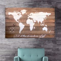 Vintage style world map framed wall decor wall decor map frame wood world map wall art large wall art map reclaimed wood wood wall art wood signs riversidestudio rustic pallet wood furniture gumiabroncs Image collections