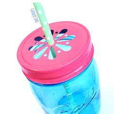 Limited edition drinking jar