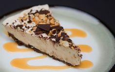 No bake peanut butter pie -- making this for my boyfriend's birthday next week :]