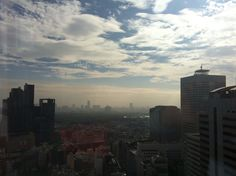 Sky at shinjuku #sky #tokyo #shinjuku