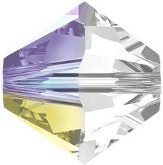 SWAROVSKI® Innovations FALL/WINTER 2019/20 5328 Bead 001 SHIM Crystal Shimmer Swarovski, Fall Winter, Beads, Crystals, Beading, Bead, Pearls, Crystal, Crystals Minerals
