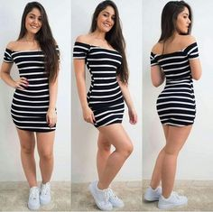 Hot beautiful fashionnova dress 2019 dresses - Source by casuales juvenil tenis Sexy Outfits, Sexy Dresses, Cute Dresses, Dress Outfits, Short Dresses, Girl Outfits, Casual Outfits, Fashion Dresses, Cute Outfits