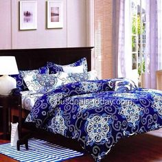 Buy any 2 for 180 aed  Stock limited Whatsapp 0529450555 Check our online Store http://ift.tt/1JCVHhi  Set includes: 1Duvet cover 200 x 230 1 Bed sheet 230 x 250 4 Pillow case 48 x 74