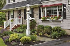 Hammond Lantern Post Environmental View from Walpole Outdoors. Browse our large selection of Wood Lantern Posts and Vinyl Lantern Posts Outdoor Lamp Posts, Outdoor Post Lights, Outdoor Lighting, Yard Lighting, Stair Lighting, Fresco, Driveway Lighting, Driveway Light Post, Walpole Outdoors