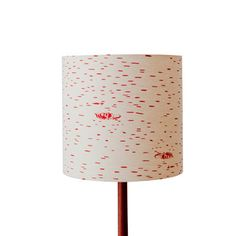 Lampshade S Off-White, £62, now featured on Fab.