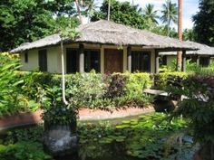 Beqa Lagoon Resort is a diving-dedicated resort with stunning bures in a landscaped setting.