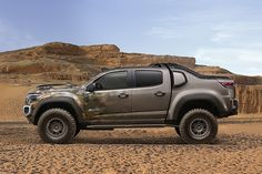 Chevrolet ZH2 Fuell Cell on Behance