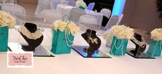 TIFFANY & CO Quinceañera Party Ideas | Photo 1 of 30 | Catch My Party