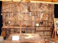 Old Amish Tools