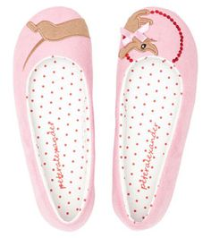 Peter Alexander - New Collection - Circus Penny Couture Slipper