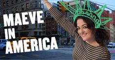 Shout out! Loving this new podcast feat. immigrant stories - @MaeveInAmerica w/ @maevehiggins