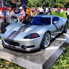 The New Ford GTR1 Concept. What Do You Think About It?