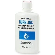Water-Jel® Technologies 2 oz Burn Spray is perfect for relieving pain due to minor scalds and burns, for cooling and soothing with water-soluble non-aerosol spray which is able to rinse off easily. Water based burn spray in a pump bottle includes lidoc Diy First Aid Kit, Burn Relief, Health And Wellness, Health Care, Emergency First Aid, Walgreens Photo, Melaleuca, Tea Tree Oil, Just In Case