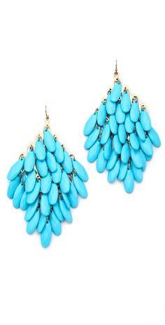 Statement earrings <3