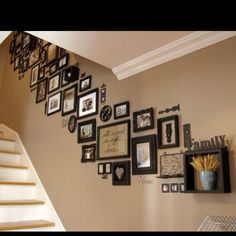 I want to re-create this wall