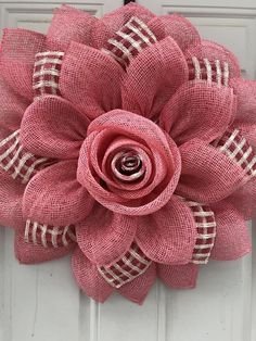 Best 12 Beautiful Turquoise rose bud flower wreath, this wreath measures this wreath is made out of poly burlap. In order to – SkillOfKing. Burlap Flower Wreaths, Sunflower Wreaths, Deco Mesh Wreaths, Diy Wreath, Burlap Wreath, Fabric Flowers, Paper Flowers, Rosa Rose, Burlap Crafts