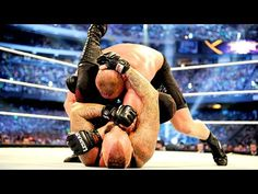 The Undertaker vs  Brock Lesnar  SummerSlam 2015