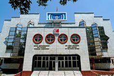 Osh / Ош (Kyrgyzstan) – Radio Building