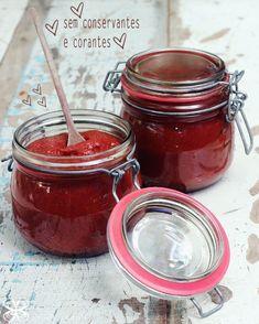Ketchup feito em casa DIY