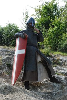 Medieval World, Medieval Knight, Norman Knight, Viking Shield, High Middle Ages, Armours, 11th Century, Dark Ages, Renaissance Art