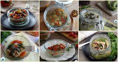 Ecco a voi, in un'unica raccolta, tutte le mie ricette in vasocottura. Dal primo al dolce troverete tantissime idee realizzate con questa tecnica!