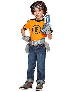 Toddler Rusty Costume - Rusty Rivets - Spirithalloween.com