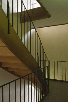 Herzog & de Meuron, Hebelstrasse Apartments, Basel, 1989