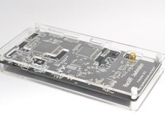 Transmit or receive any radio signal from 30 MHz to 6000 MHz on USB power with HackRF.