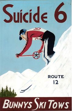 Vintage Skier, First rope tow in US