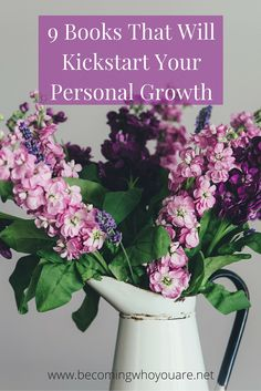 Love reading psychology and personal growth books? Me too! Click to discover 9 of the books that have most helped my personal growth.