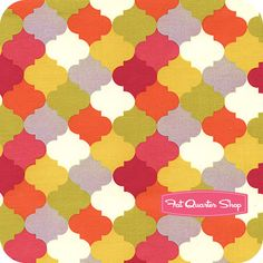 Guest room   Bukhara Multi Fez Yardage SKU# STELLA-96-MULTI - Fat Quarter Shop