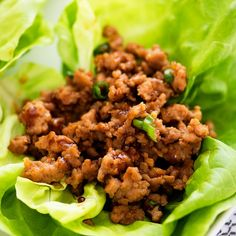 P.F. Chang's Chicken Lettuce Wraps Recipe Appetizers, Lunch with olive oil…