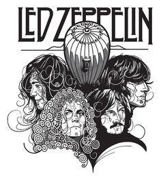 ➳➳➳☮American Hippie Music- Led Zeppelin